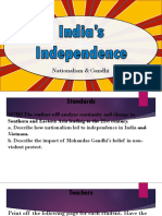 Indian Independence PPT