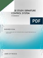 Departure Control System