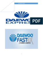 daewoo report