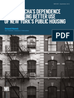 Ending NYCHA's Dependence Trap