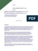 Alex a. Abila vs Civil Service Commison