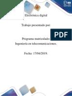 TALLER ELECTRONICA BASICA 2