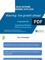 OECD Interim Economic Outlook September 2019 (1)