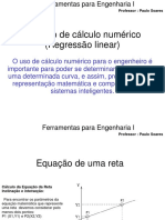 Revisão de cálculo numérico