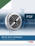 Bosch Horns Brochure 2016 17 AP 54424