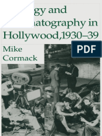 Mike Cormack (auth.) - Ideology and Cinematography in Hollywood, 1930–39-Palgrave Macmillan UK (1994).pdf