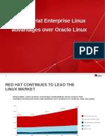 RHEL 6 Advantages Over Oracle Linux