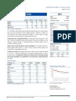 Blue Star Ltd - Company Profile, Performance Update, Balance Sheet & Key Ratios - Angel Broking