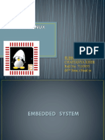 EMBEDDED LINUX 7110955.pptx