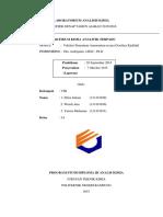 Laporan Ammonium Metode Destilasi