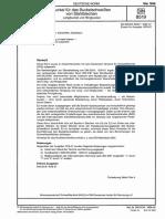 [DIN 8519_1996-05] -- Buckel Für Das Buckelschweißen Von Stahlblechen - Langbuckel Und Ringbuckel