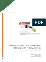 Configuracion y Creacion de ODBC.pdf