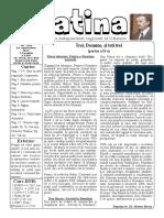 Datina - 19.09.2019 - prima pagină