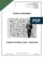 Assessment - FNSACC606