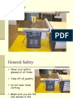 Table Saw Powerpoint