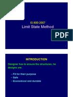 01 Limit States Method