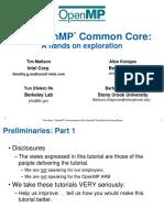 OMP Common Core-Voss