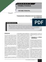 Tratamiento tributario de los traspasos de negocios.pdf