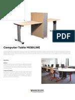 VNR-Computer Table Mobiline_ENG