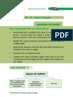 Unit II Value of Supply.pdf