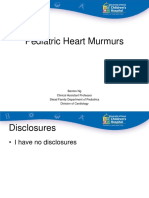 Pediatric Heart Murmurs_ When to Be Concerned When to Be Reassur
