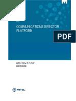 Mitel 5320e User Manual