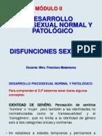 Desarrollo Psicosexual y Disfunciones Sx Super
