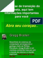 Gregg Braden Otimo