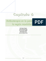 Antibioticoterapia patologia bucal