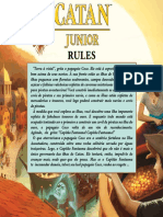 Catan Junior Rules  Pt-Br