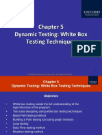 WINSEM2018-19 ITE2004 ETH SJTG05 VL2018195004497 Reference Material II 328 33 Powerpoint-slides 5-Dynamic-testing-white-box-testing-techniques Chapter-5