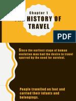 History of Travel
