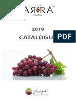 Arra Catalog 2019