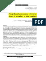 RESIGNIFICAR FUENZALIDA