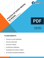 Política de Saúde Mental No Brasil PDF