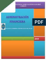 ADMINISTRACIN FINANCIERA