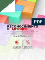 GuiaTecnicapar-Reconocimiento de Centros
