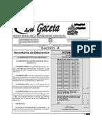17-09-14 (1) Reglamento General de La Ley Fundamental de Educación y Acuerdo Consejo de La Judicatura