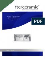 IBE 8245 MS Instructivo