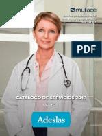 Cuadro Médico Adeslas MUFACE Valencia