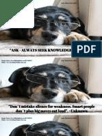 Knowledge -Quotes