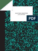 guggenheim-map-bajo-el-mismo-sol-guia-para-maestros-espanol-luis-camnitzer-museo-jumex.pdf