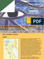 EGIPTO HISTORIA DE LAS ARTES PLASTICAS 1