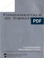 Fundamentals of Vibrations, Leonard Meirovitch-McGraw-Hill Companies (2001)