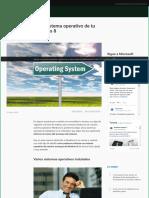 Eliminar Un Sistema Operativo de Tu Arranque en Windows 8