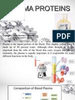 Plasma Proteins Finalppt