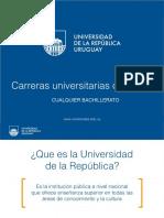 Con Cualquier Bachillerato 2016-1
