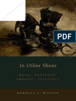 Kendall L. Walton-In Other Shoes- Music, Metaphor, Empathy, Existence-Oxford University Press (2015)[385]