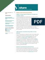 Shadac Share News 2010nov15