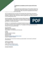 AcceptU Info Sheet